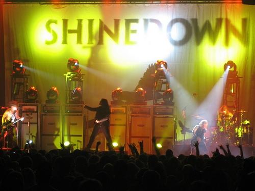 Shinedown Concert - 2009-02-26