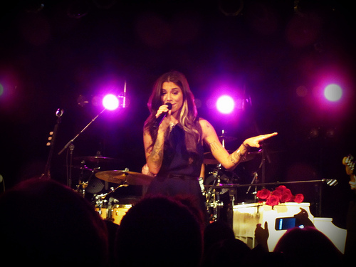 Christina Perri Concert